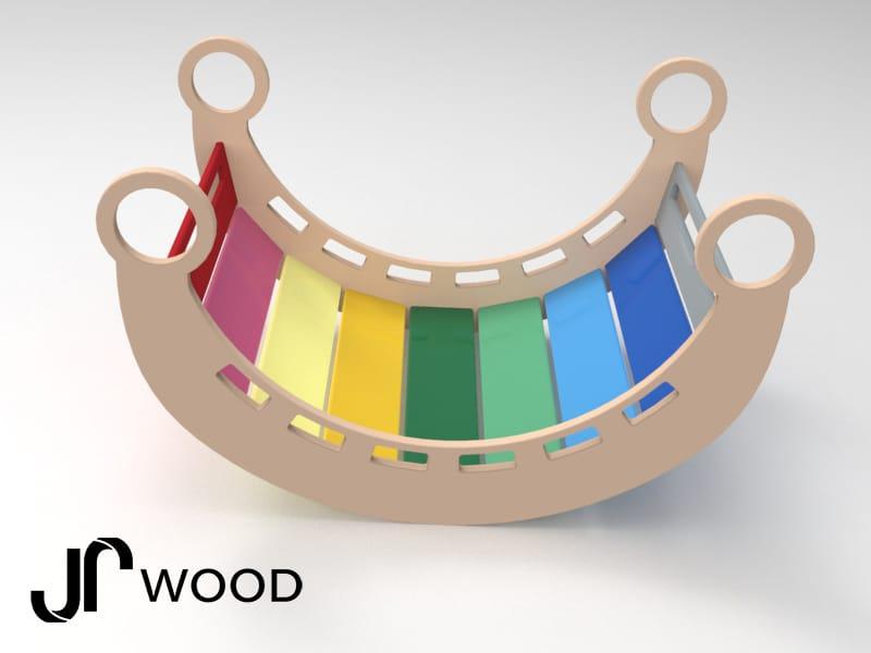 Swing Gunga rainbow