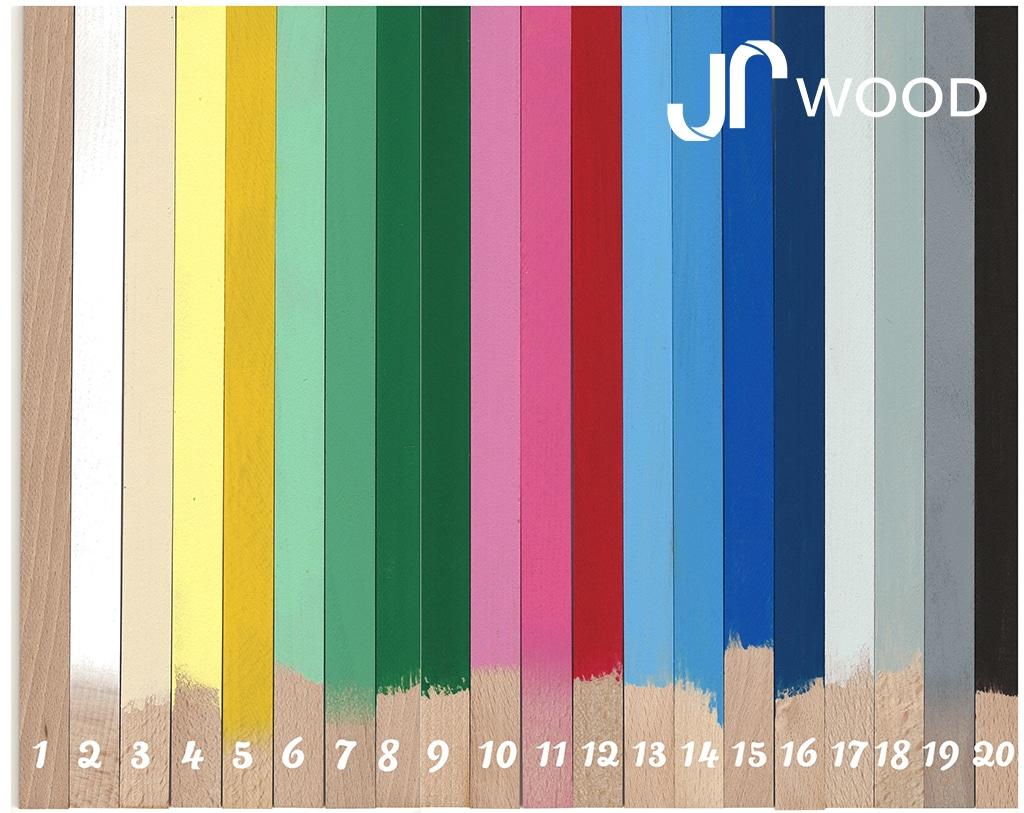 Paleta barev JPwood